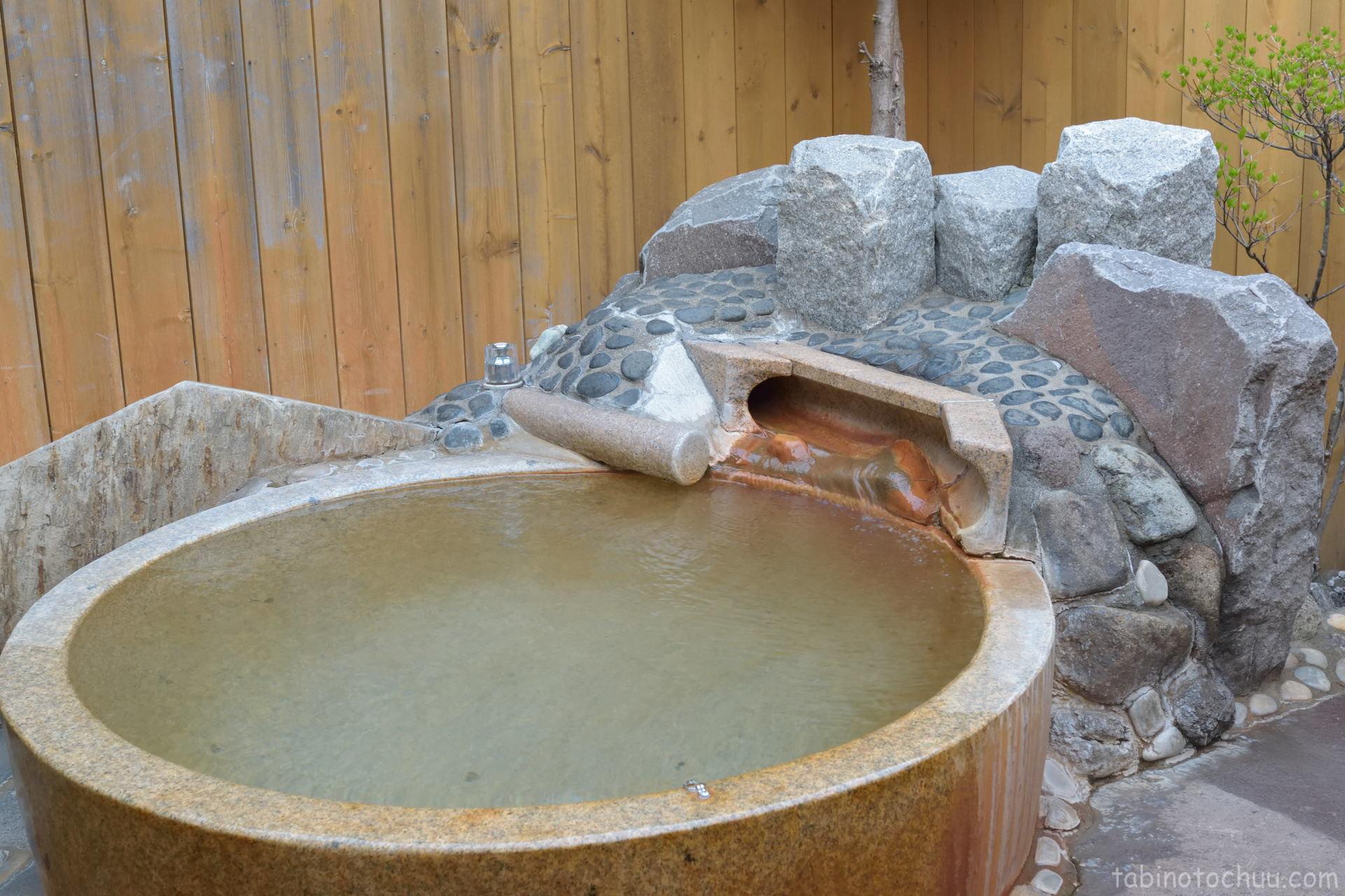 個室貸切天然温泉湯本花家族