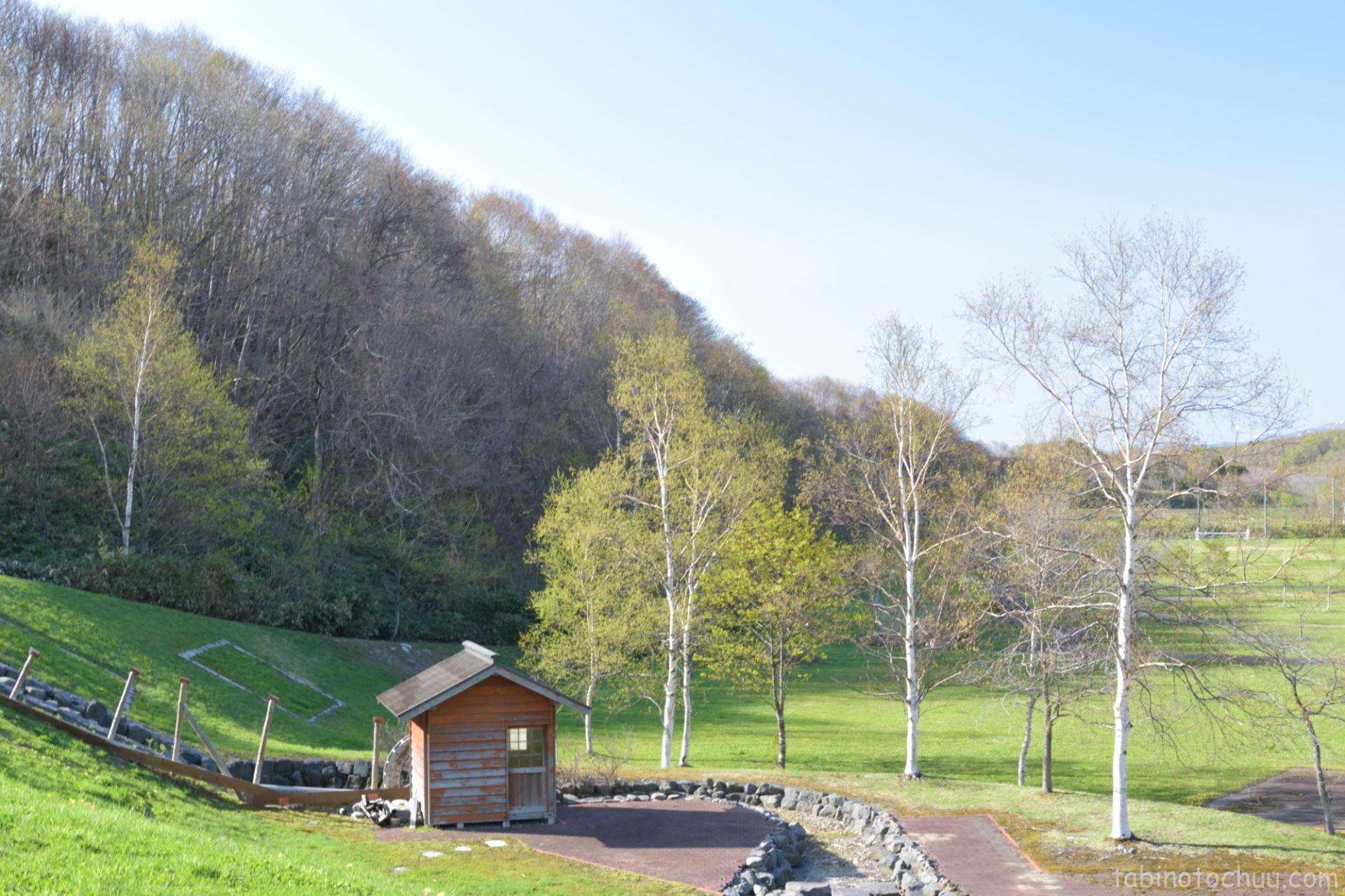 真駒内ダム公園キャンプ場