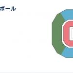 ビーチバレーボール 座席&チケット価格【2020年東京オリンピック】